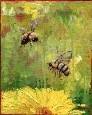 dos abejas